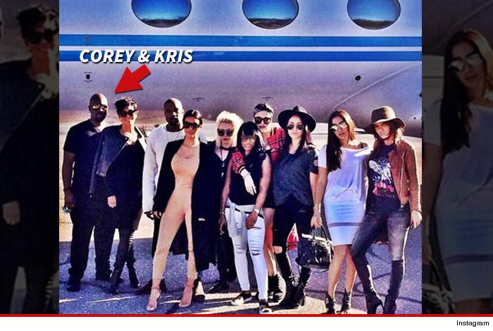 The Tea: Kris Jenner Alleged New Boo, Corey Gamble