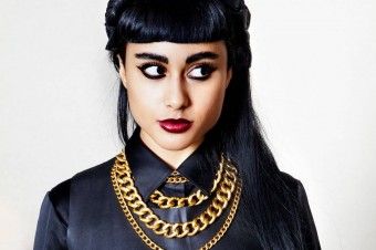 "Watch: Natalia Kills' ""Problem"""