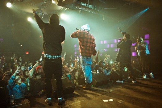 Recap: Highline Ballroom's 7th Annual CMJ Takeover Featuring Joey Bada$$ & Pro Era