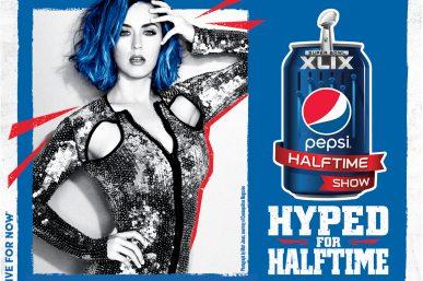 Katy Perry To Headline Pepsi Super Bowl XLIX Halftime Show