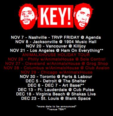 """Key! Announces """"I Think I'm On Tour"""" Tour"""