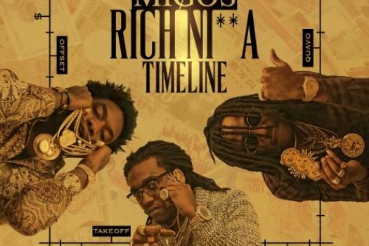 "Stream: Migos' ""Rich Nigga Timeline"""