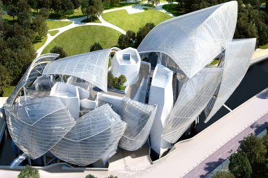 Philosopher of Spectacle Launches The Inaugural Exhibition At The Fondation Louis Vuitton