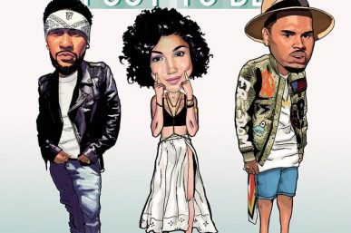 """Omarion teams up with Chris Brown, Jhené Aiko for """"Post To Be"""""""