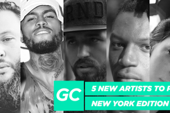 5 New Artists To Push (New York Edition)
