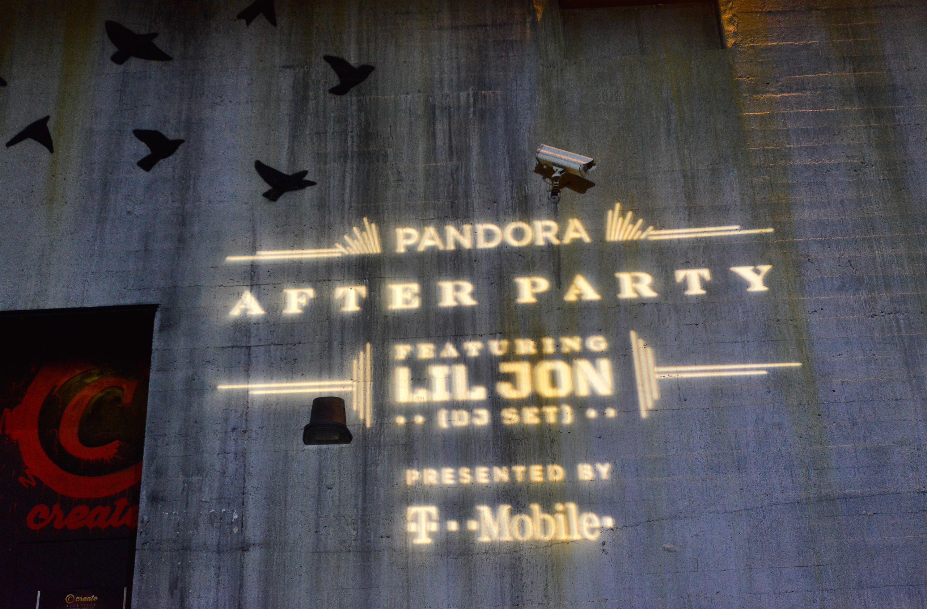 The PANDORA GRAMMY After Party Featuring Lil Jon Brought To You By TMobile