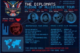 All You Need To Know About The Dipset  Reunion Tour, EP
