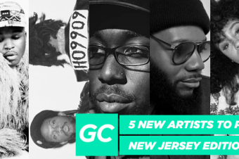 5 New Artists To Push (New Jersey Edition)