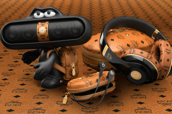Beats By Dre Collaborated With MCM