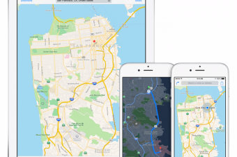 Apple Sourcing TomTom Data For Maps, Sale Of Nokia's HERE
