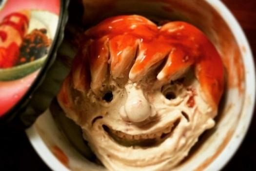 Japanese Artist Makoto Asano Personifies Ice Cream