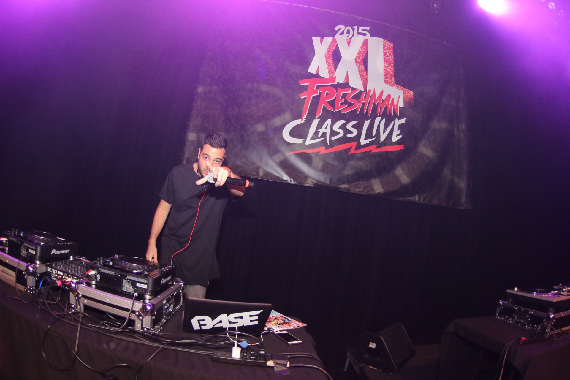 DJ Base| Courtesy of XXL