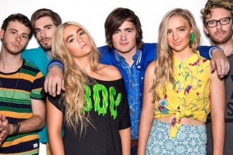 "Watch Sheppard's ""Geronimo"""