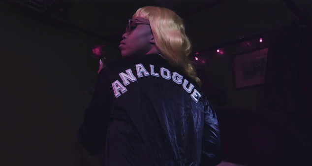 "Suzi Analogue in Onra's ""Vibe With U"" video"