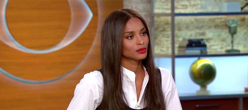 "Ciara on ""CBS This Morning"""