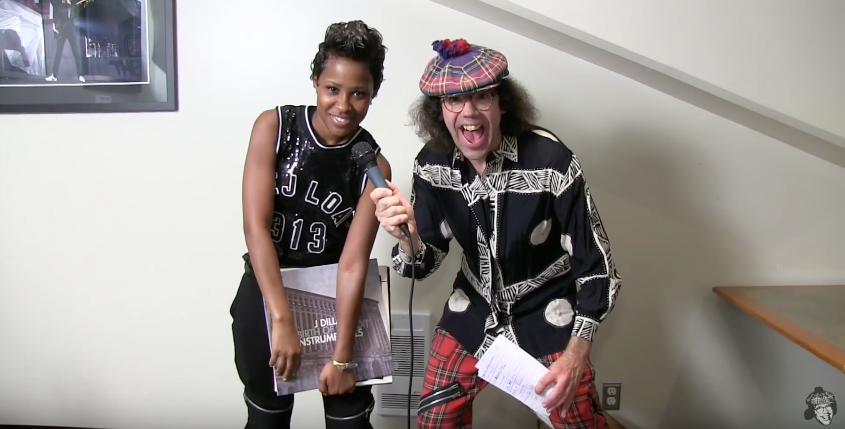 DeJ Loaf interviews with Nardwuar