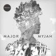 """Major Myjah's """"Trouble"""" EP cover art"""