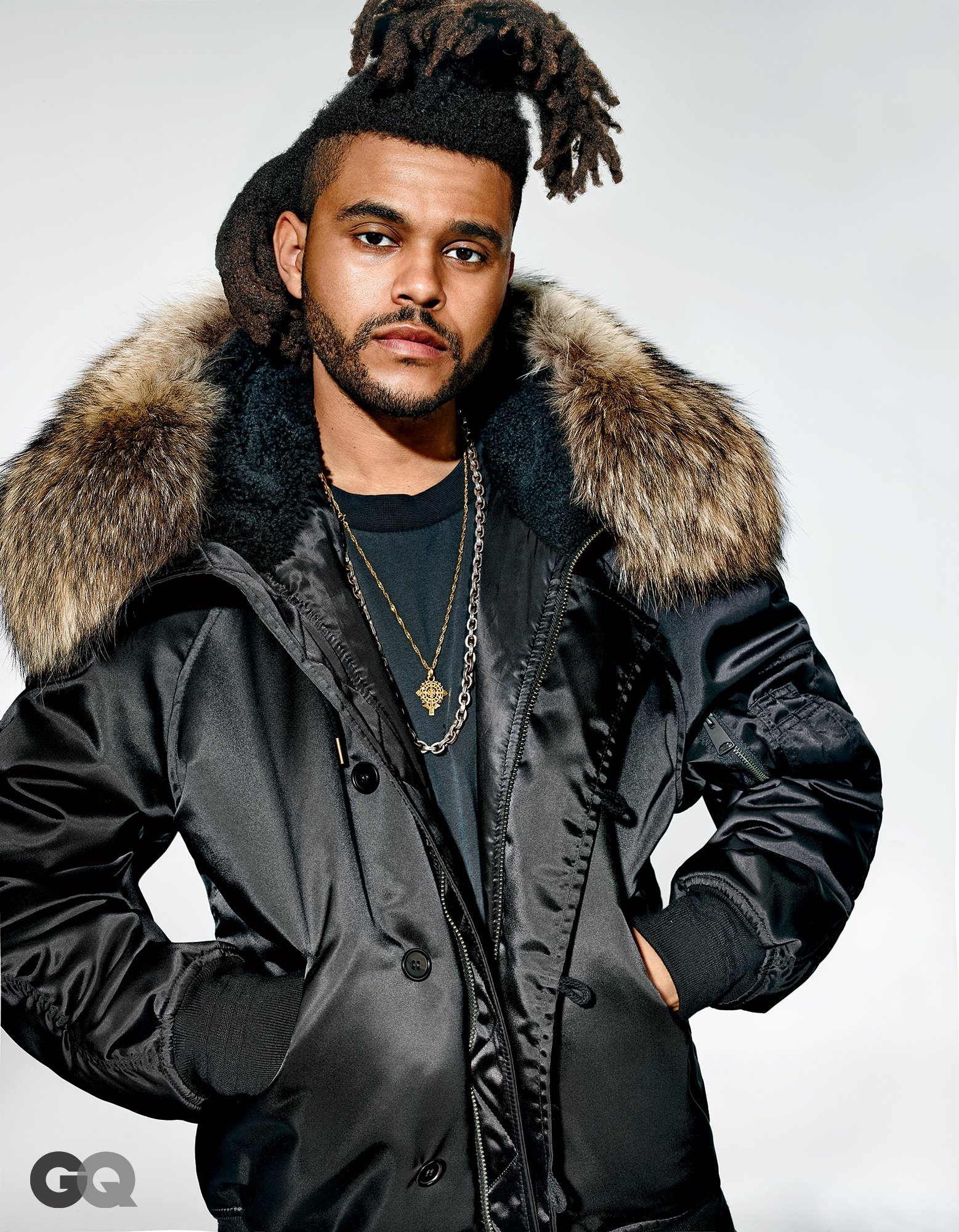 The Weeknd for GQ