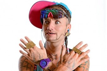 "Watch: RiFF RAFF & Travis Barker's ""Spazz Out"""
