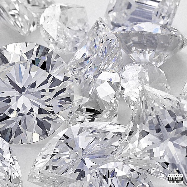 "Drake & Future's ""What a Time to Be Alive"" cover art"