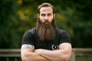 Zeus Beard: Beard Care To The Rescue