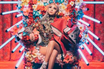"Worth The Watch: CL (2NE1) crosses over with ""Hello Bitches"""
