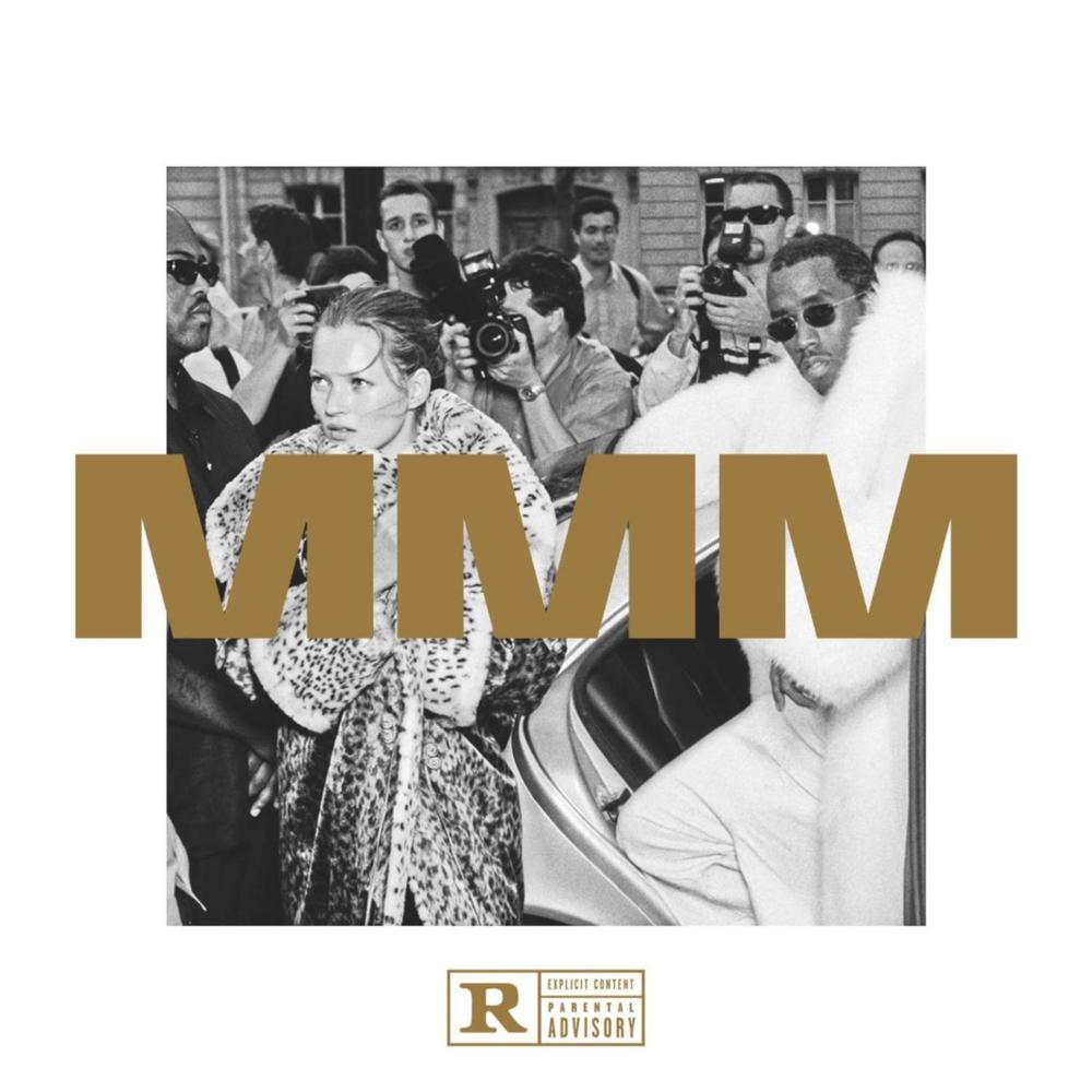 "Puff Daddy & The Family's ""MMM"" cover art"