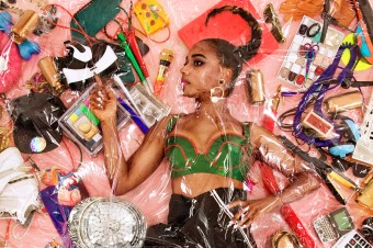"Santigold returns with ""Who Be Lovin' Me"" featuring ILOVEMAKONNEN"