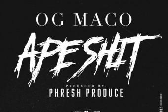 """Go """"Ape Shit"""" with OG Maco on tour"""