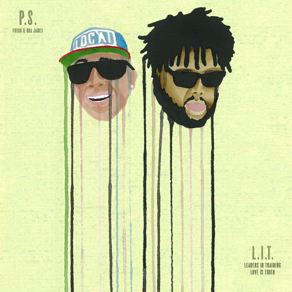 "PS's ""LIT"" front cover art"
