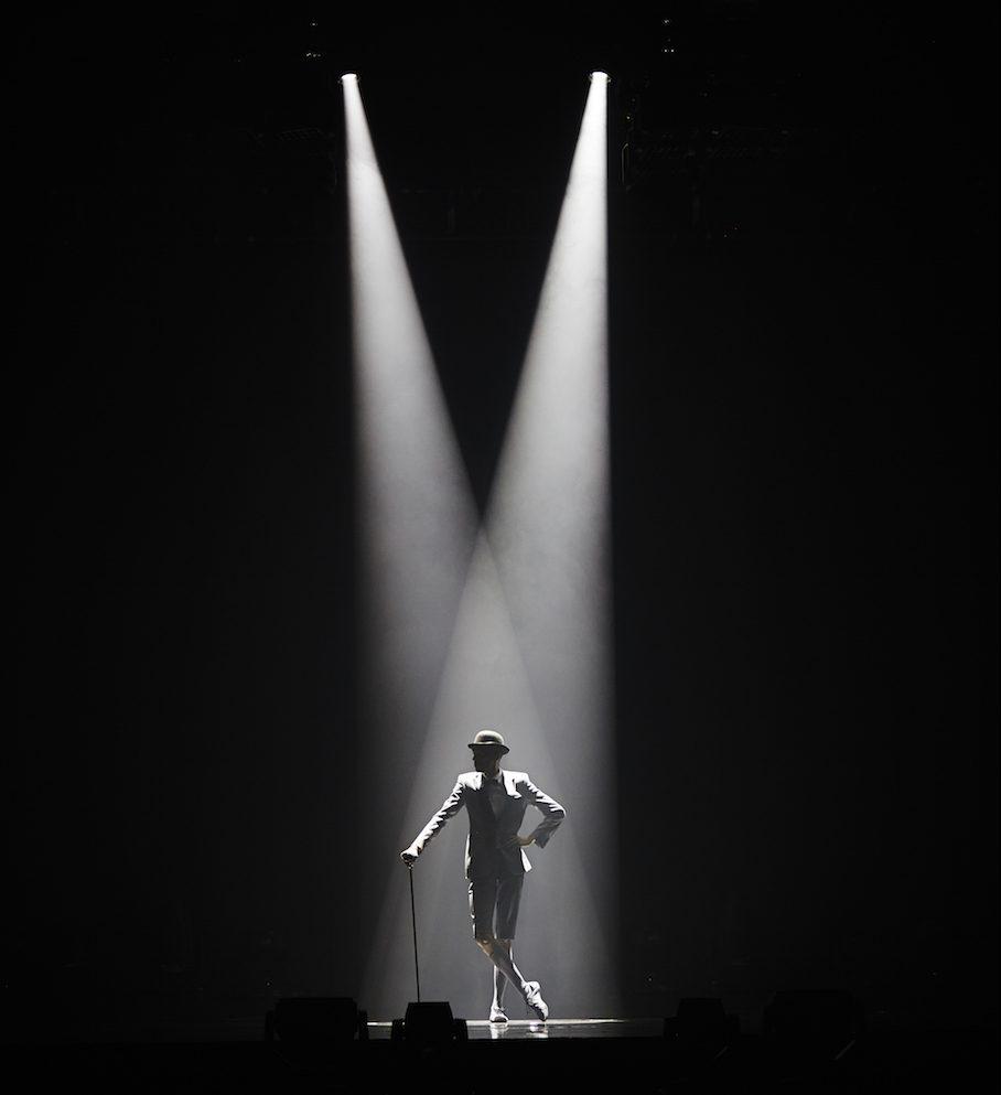 Stromae's live concert image