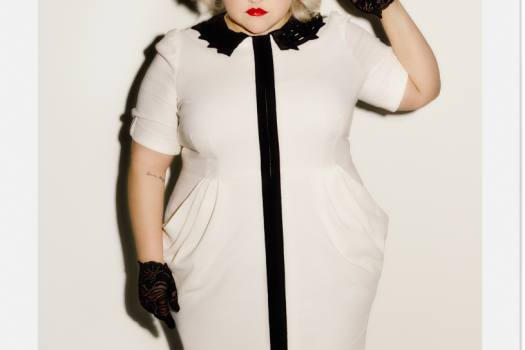 <strong>Beth Ditto</strong> launches plus-sized clothing line