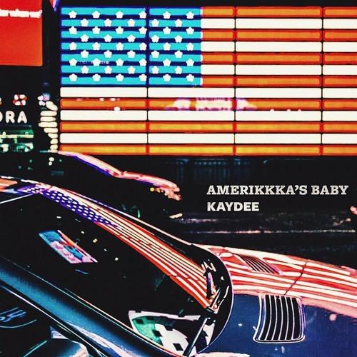 "Kaydee's ""AmeriKKKa"" cover artwork"