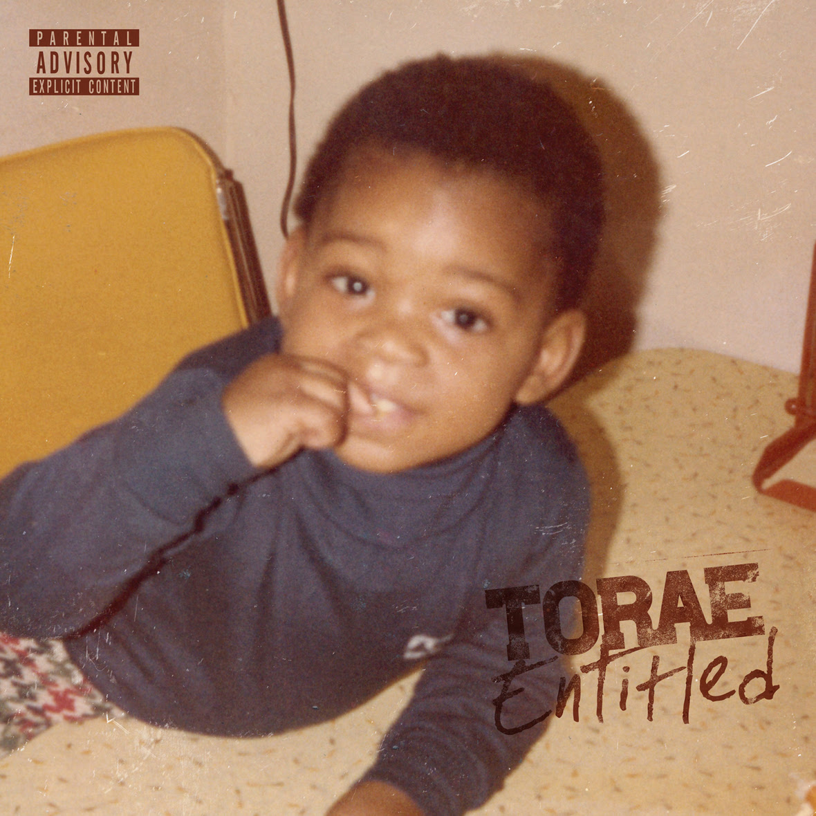 "Torae's ""Entitled"" cover art"