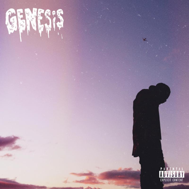 """Domo Genesis' cover art for """"GENESIS"""""""