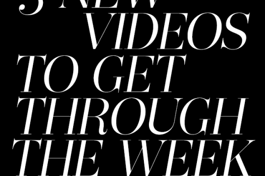 #5NewVideos To Get You Through The Week: 21 (SEVDALIZA, BVNGS)