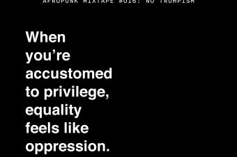 AFROPUNK: No Trumpism
