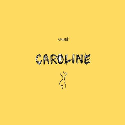 """Aminé's """"Caroline"""" cover art"""