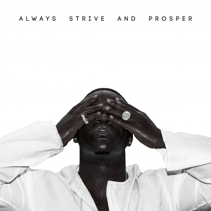 "A$AP Ferg's ""Always Strive and Prosper"" cover art"
