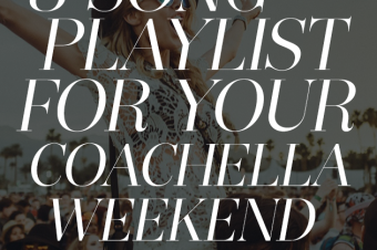 Coachella Playlist: 8 songs to listen to between sets