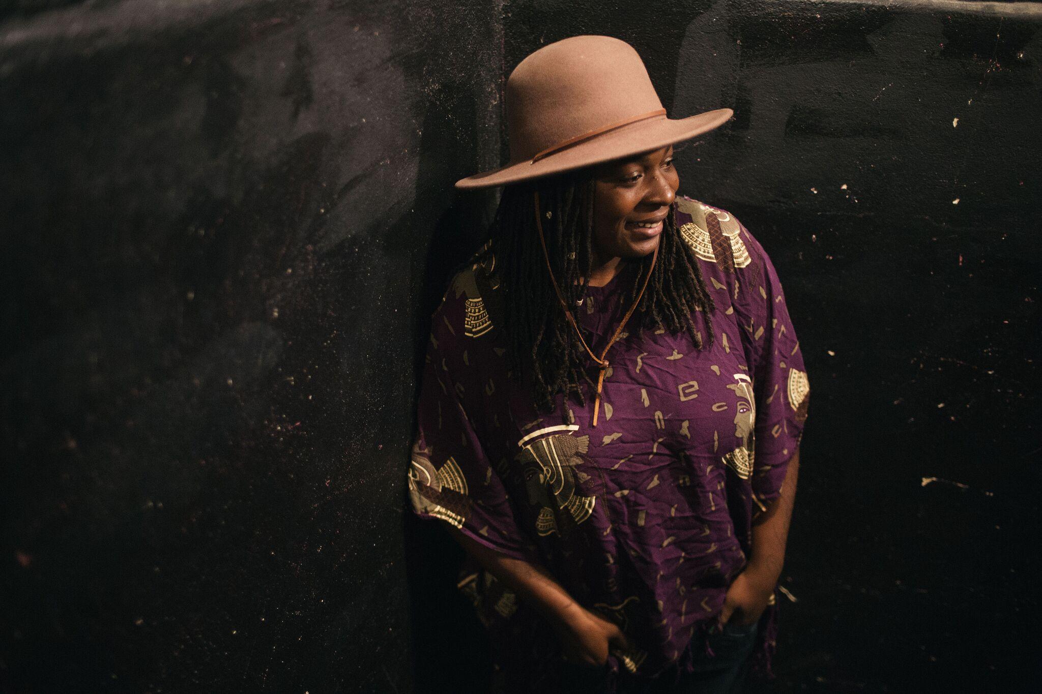 Tiffany Gouché photographed by Marlin Munoz