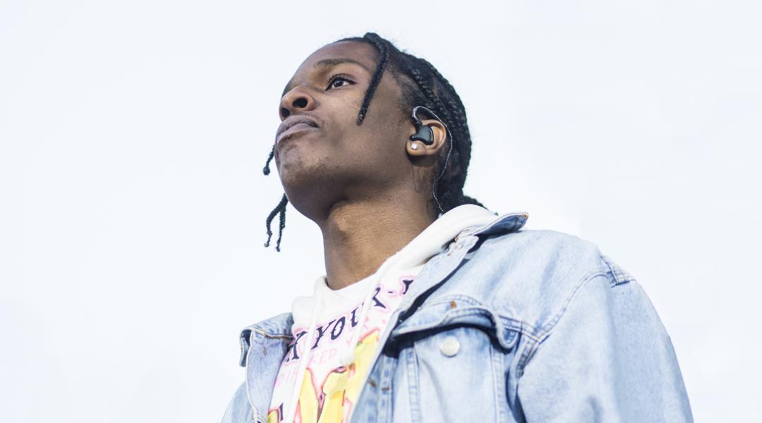 A$AP Rocky (Soundset 2016)