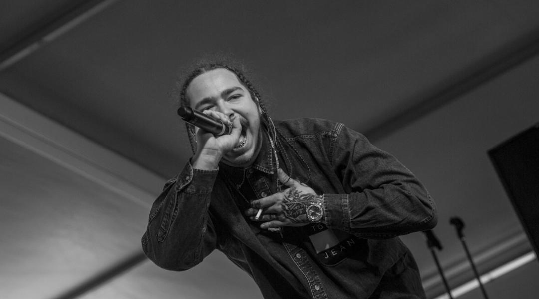 Post Malone (Soundset 2016)