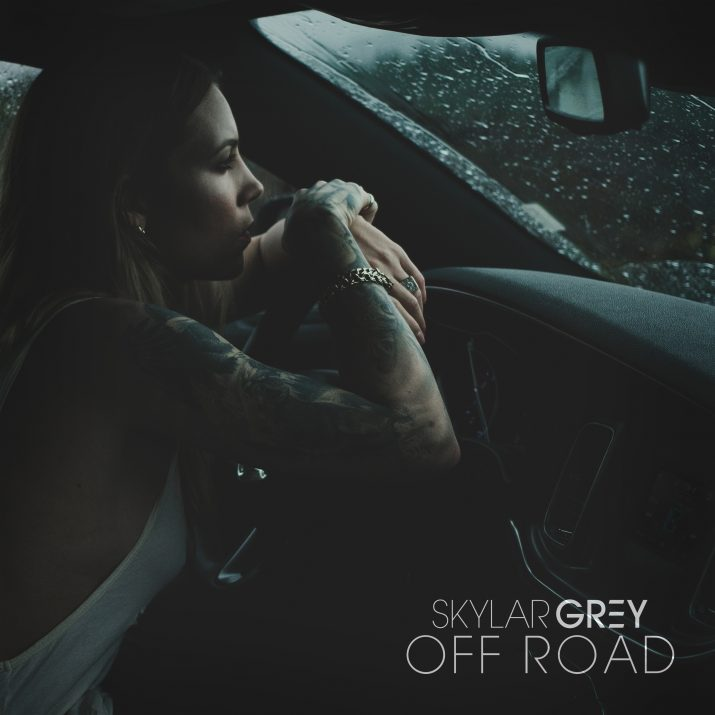 "Skylar Grey's ""Off Road"" cover art"