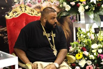 DJ Khaled: 'Major Key' Album Signing at Jimmy Jazz Harlem (Recap)
