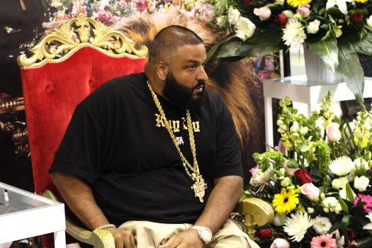 DJ Khaled: 'Major Key' Album Signing at Jimmy Jazz Harlem (Recap)