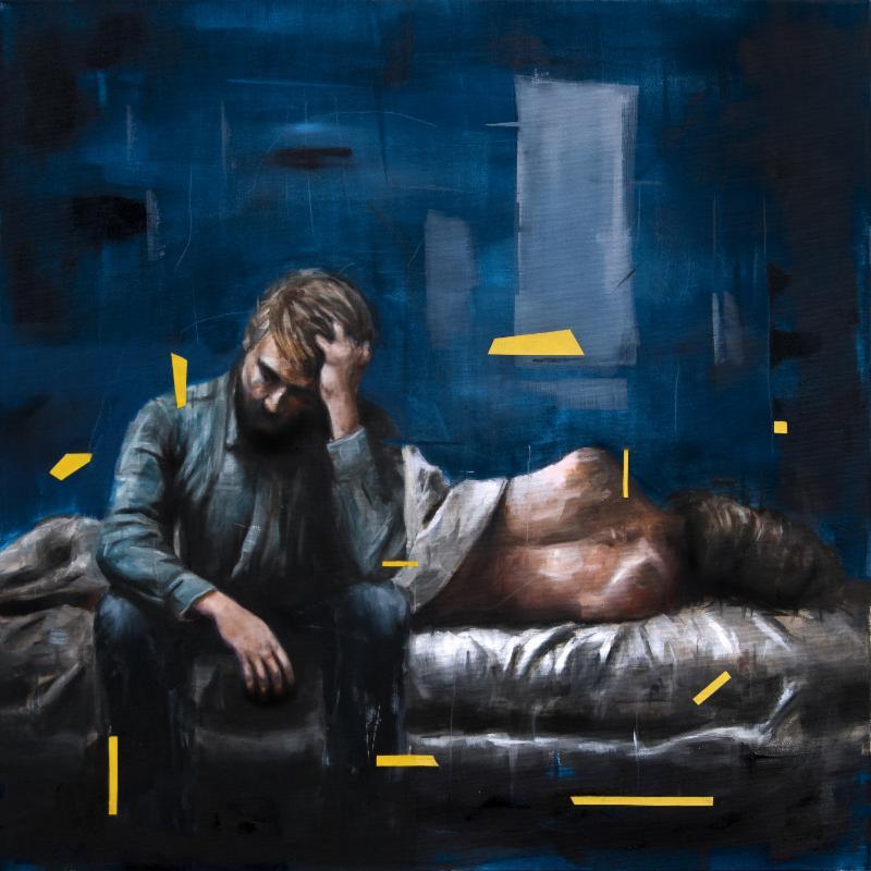 """Lido's """"Murder"""" cover art"""