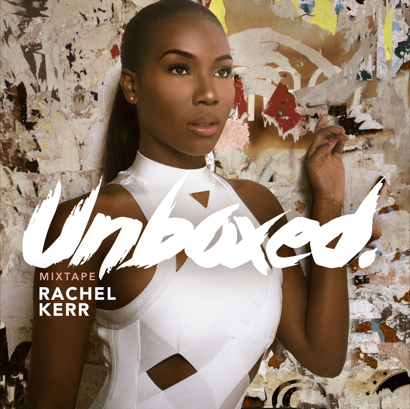 "Rachel Kerr's ""Unboxed"" cover art"