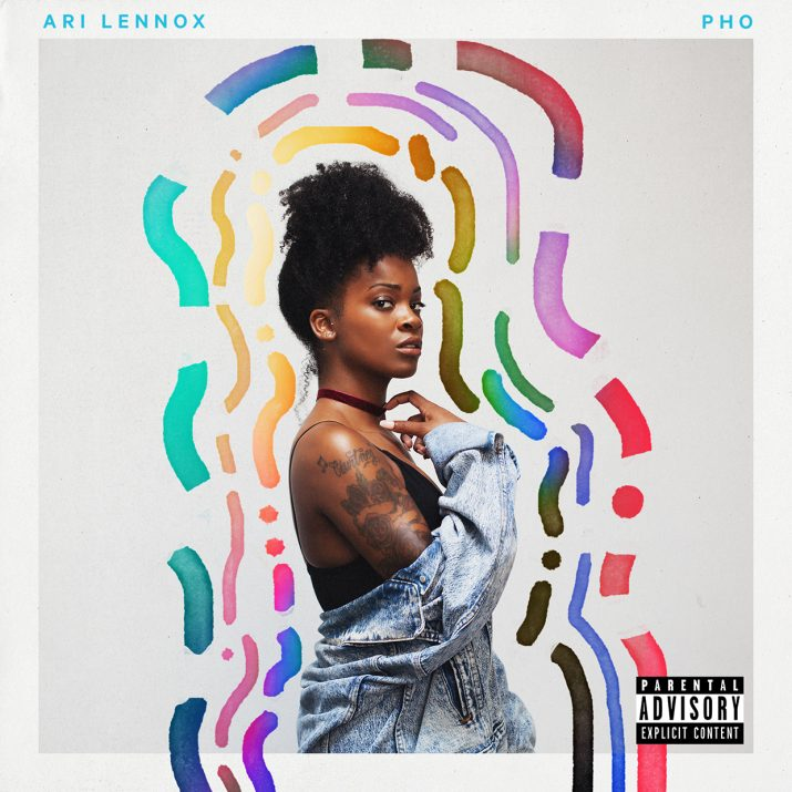 "Ari Lennox's ""PHO"" EP cover art"