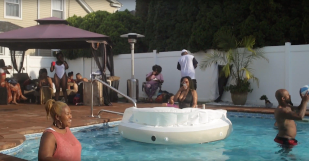 "Photo: Hoox's ""Shot Mi Dead"" music video"